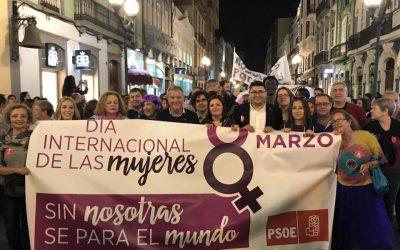 Manifiesto por el Día Internacional de la Mujer