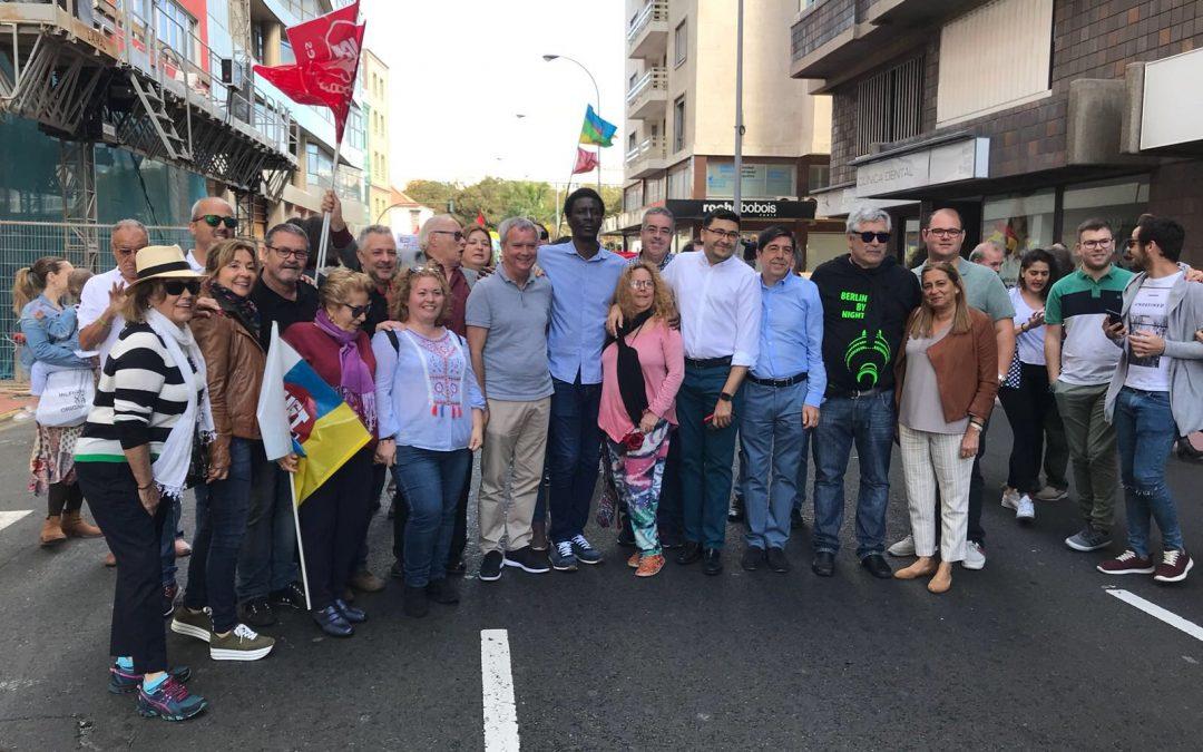 Manifiesto de la CEM por el Día Internacional de los Trabajadores · 1º de Mayo 2018