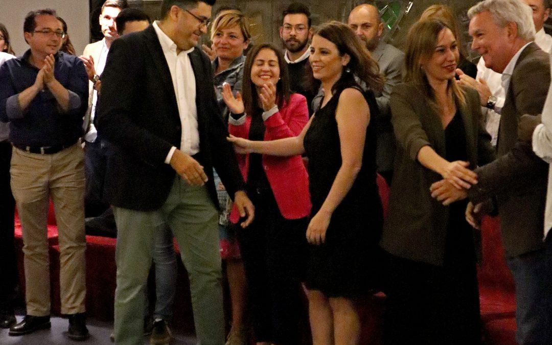 Asamblea Abierta con Adriana Lastra · PSOE Gran Canaria