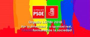 Celebración del Día Internacional del Orgullo LGTBI