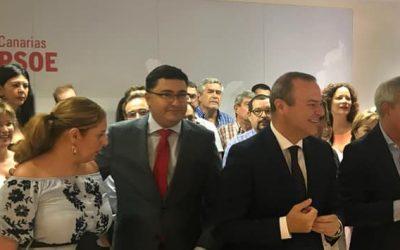 Candidatura de Augusto Hidalgo a la Alcaldía de Las Palmas de Gran Canaria.