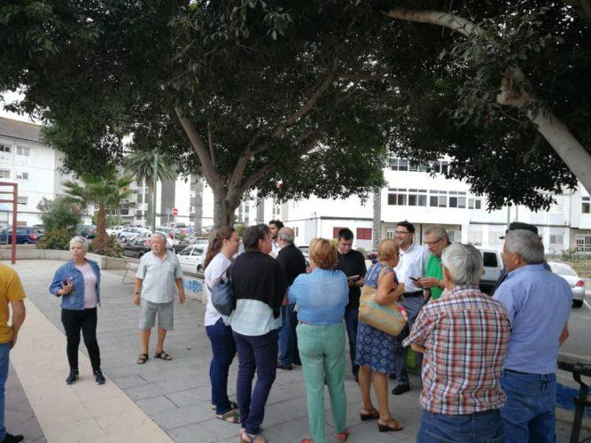 Visita a La Paterna, 2018