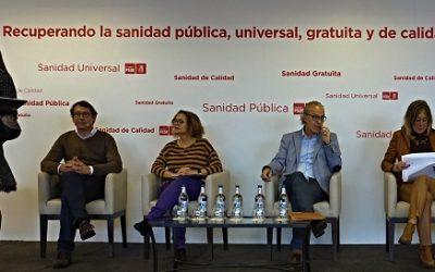 Recuperando una sanidad pública universal y de calidad