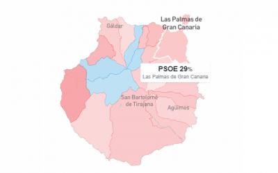 Resultados elecciones 2019 28A