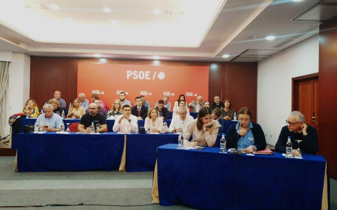 La asamblea local del PSOE de Las Palmas de Gran Canaria aprueba su gestión por mayoría aplastante